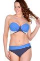 LACE Lingerie - Solholm Bikini Bandeau Beha D-G cup