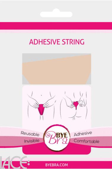 Bye Bra - Plakbare String