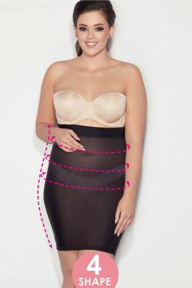 Mitex Shapewear - Shape jurk - Open borst gedeelte