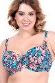 Freya Swim - Water Meadow Bikini Push-up Beha E-L cup