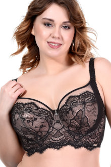 Ava -  Bralette F-I cup - Ava 13962