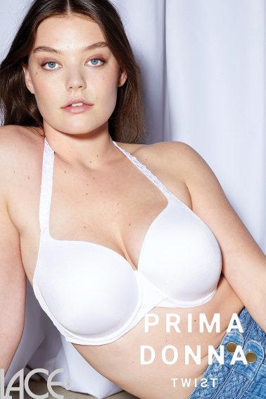 PrimaDonna Twist - Star T- shirt Beha E-H cup - Heart shape