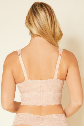 Cosabella - Curvy Plungie Bralette zonder beugel E-I cup