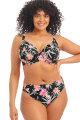 Elomi - Dark Tropics Bikini Beha Plunge G-N cup