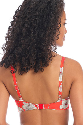 Freya Swim - Hibiscus Beach Bikini Beha Plunge G-L cup