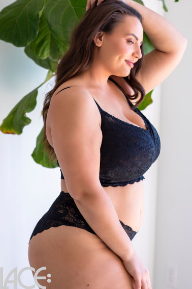 Cosabella - Ultra Curvy Sweetie BH zonder beugel G-I cup