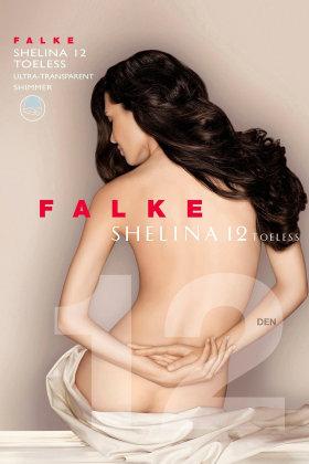 Falke - Shelina Panty met open tenen