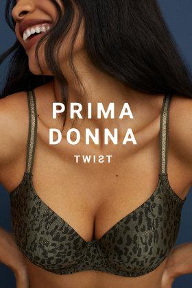 PrimaDonna Twist - Petit Bijou T- shirt Beha E-H cup - Hartvorm